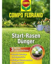 COMPO Start Rasen Langzeitdünger, COMPO Floranid Start Rasen Langzeitdünger